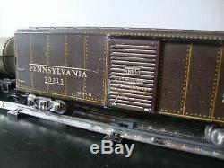 1950s Vintage Ready-to-RUN MARX ELECTRIC TRAIN 999 DIE CAST STEAM LOCOMOTIVE SET
