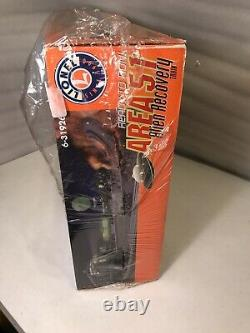 2002 Unopened Lionel Area 51 Train Set 6-31926 Ready To Run O Alien Recovery Car