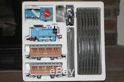 2012 Thomas & Friends Ready to Run Train Set Oval Layout Remote Control Retired