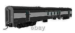 20th Century Limited 9-Car Lighted Set Ready to Run - New York Central Late