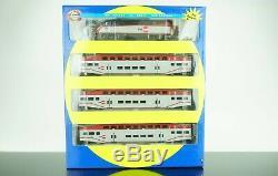 Athearn RTR Caltrain Train Set DCC Ready HO scale
