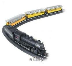 BACHMANN 00710 HO Durango & Silverton Steam Passenger Train Set READY TO RUN