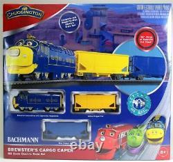 BACHMANN 00771 HO Chuggington Brewster's Cargo Caper Train Set READY TO RUN