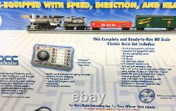 BACHMANN Set DCC on BOARD #00502 HO Complete Ready To Run Scale Electric Train