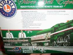 BNIB Lionel Lion Chief Silver Bell Express Ready-to-Run Remote Control Train Set
