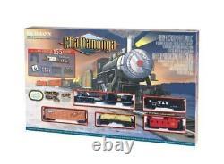 Bachmann 00626 HO Scale Chattanooga Ready To Run Train Set