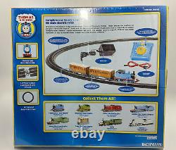 Bachmann 00642 HO Scale Thomas with Annie and Clarabel Ready-to-Run Train Set