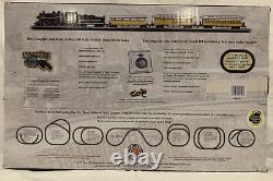 Bachmann 00710 HO Scale Durango and Silverton Ready To Run Electric Train Set