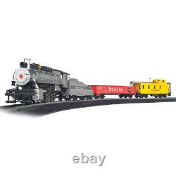 Bachmann 00761 Yard Master Electric E-Z Track Ready to Run Train Set HO Scale