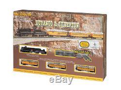 Bachmann 24020 N Scale Ready to Run Train Set Durango & Silverton Passenger Set