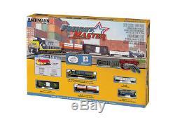 Bachmann 24022 N Scale Ready to Run Train Set Freightmaster (N Scale)