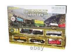 Bachmann 750 HO Scale Ready to Run Train Set Chessie Special