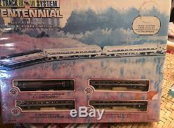 Bachmann Centennial Ready To Run Amtrak Set 24007 N Scale