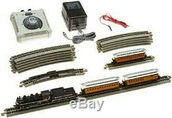 Bachmann Durango and Silverton N Scale Ready to Run Electric Train Set Design