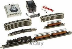 Bachmann Durango and Silverton N Scale Ready to Run Electric Train Set Designe