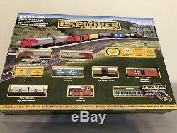 Bachmann Explorer Train Set Complete And Ready To Run Electric N Scale
