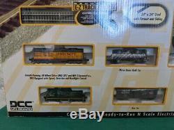 Bachmann Golden Spike Ready to Run Electric Train Set