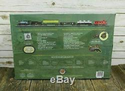Bachmann HO 00750 Chessie Special Ready To Run Train Set Lights Up New & Sealed