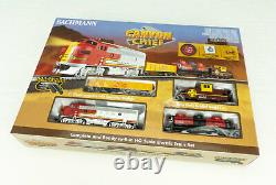 Bachmann HO-Scale Canyon Chief Ready To Run Electric Train Set