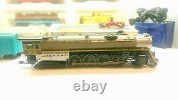 Bachmann HO Train Union Pacific Set Powered Steam Locomotive & Cars Ready To Run