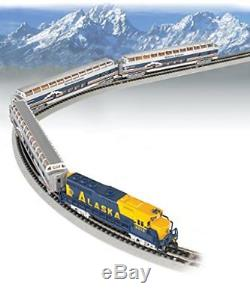 Bachmann McKinley Explorer Ready To Run Electric Train Set Train Car N Scale