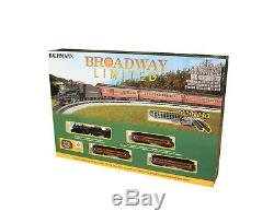 Bachmann N Scale The Broadway Limited Ready to Run Electric Train Set