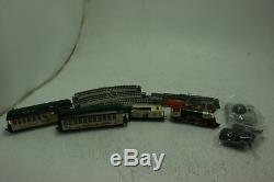 Bachmann Norman Rockwell's American Christmas Ready to Run Electric Train Set