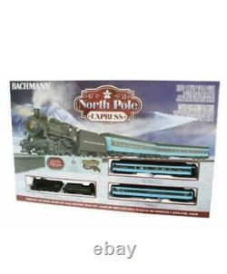 Bachmann North Pole Express Complete Ready to Run H0 Scale Electric Train Set