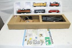 Bachmann Rail Chief Ready To Run Electric Train Set Ho Scale
