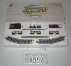 Bachmann The Lafayette Ready to Run Electric Train Set HO Scale E-Z Track System