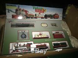Bachmann Train set Yuletide Special Delivery Ready To Run On30 Christmas RARE