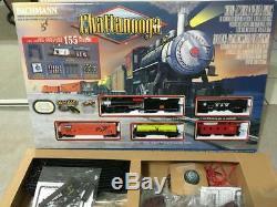 Bachmann Trains 00626 Chattanooga Steam Freight HO Scale Ready To Run Train Set