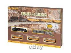 Bachmann Trains 24020 Durango & Silverton N Scale Ready To Run Train Set