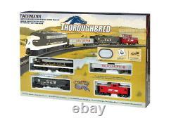 Bachmann Trains 691 HO Scale Ready to Run Train Set Thoroughbred