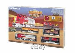 Bachmann Trains Canyon Chief Ready To Run Electric Train Set HO Scale