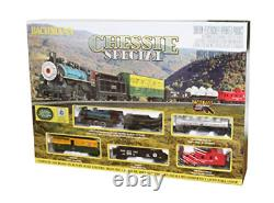 Bachmann Trains Chessie Special Ready To Run Electric Train Set HO Scale