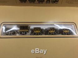 Bachmann Trains Dewitt Clinton Oh Scale Ready To Run Electric Train Set New