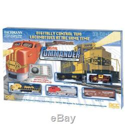 Bachmann Trains Digital Commander DCC Equipped Ready To Run Electric Train Set