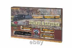 Bachmann Trains Durango & Silverton Ready To Run Electric Train Set HO Sc