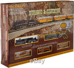 Bachmann Trains Durango & Silverton Ready To Run Electric Train Set N Scale