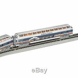 Bachmann Trains N Scale Mckinley Explorer Ready To Run Electric Train Set