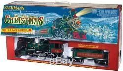 Bachmann Trains Night Before Christmas Ready To Run Electric Train Set Large
