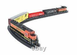Bachmann Trains Rail Chief Ready To Run 130 Piece Electric Train Set HO S
