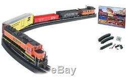Bachmann Trains Rail Chief Ready To Run 130 Piece Electric Train Set HO Scal