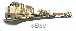 Bachmann Trains Strike Force Ready To Run Electric Train Set HO Scale