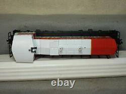 Beautiful K-line Budweiser Diesel Locomotive Freight Train Set L. N. Ready To Run