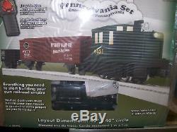Brand New Lionel Junction Pennsylvania Diesel Ready-to-Run LionChief Set 6-82972