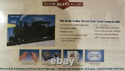 Christmas North Pole Special Train Set Large Scale G Scale Bachmann Ready to Run