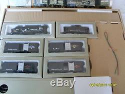 Complete Ready-to-run Ho Train Set1996 Harley-davidsonmilwaukee Express
