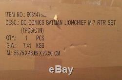 DC Comics Batman LIONCHIEF Ready-To-Run M7 Subway Set (Signed by Gotham Actors)